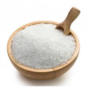 Epsom salt soak